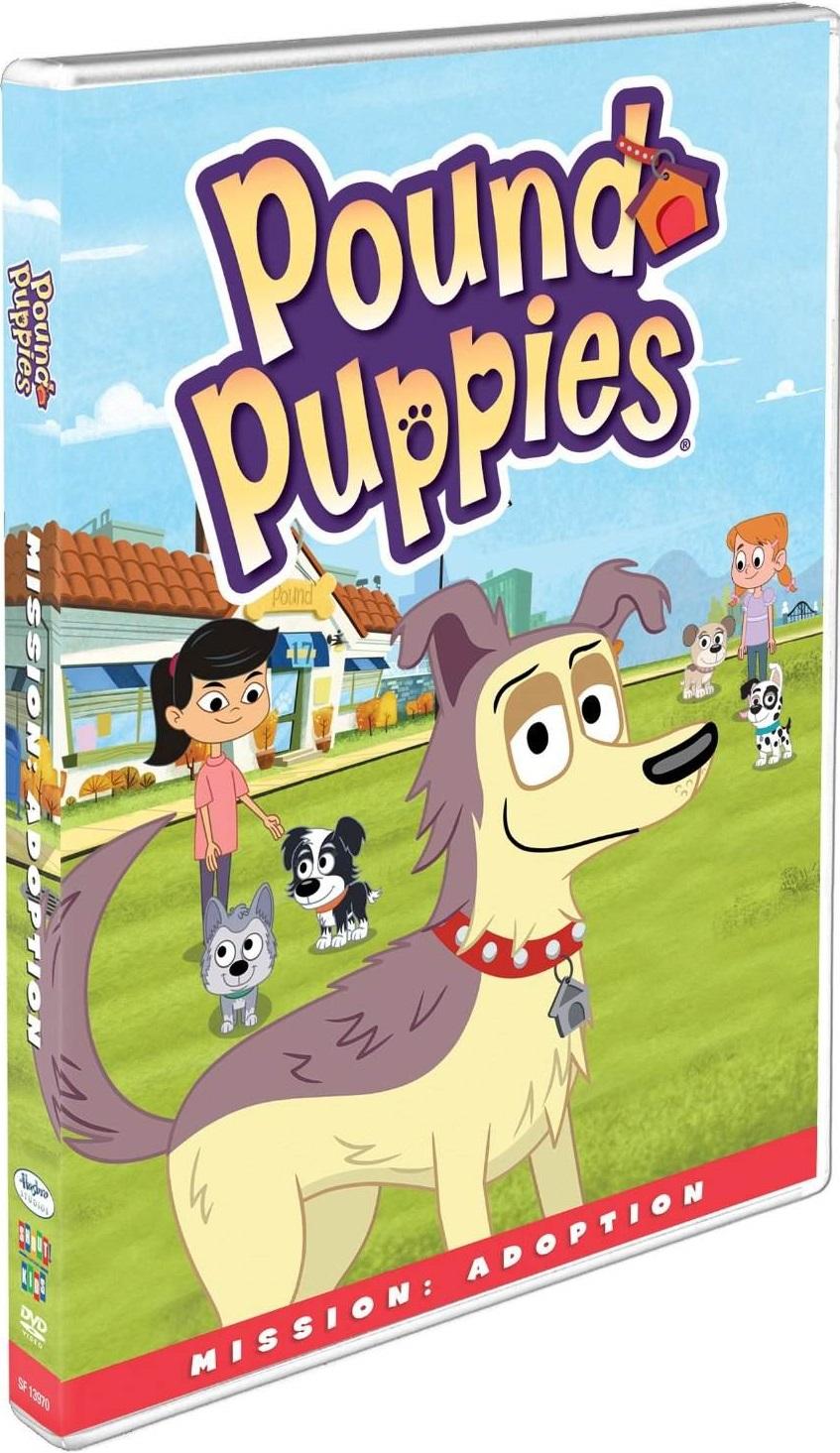 Pound Puppies 1 Fan Blog